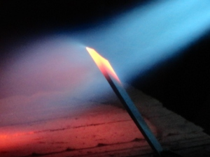Heat Treating a Hollow