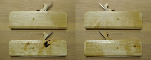 #149 - #6 Hollow and Round Moulding Planes