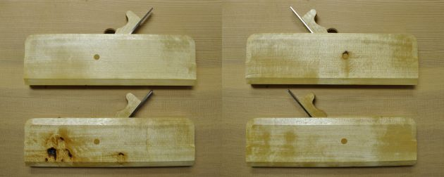 #150 - #6 Hollow and Round Moulding Planes