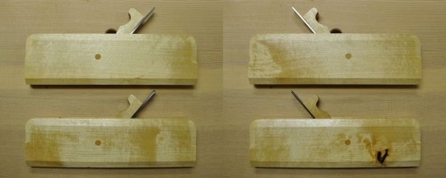 #151 - #6 Hollow and Round Moulding Planes