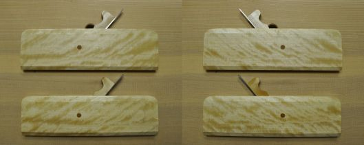 #158 - Pair of #4 Moulding Planes